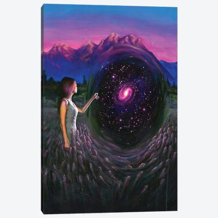 Portal 3-Piece Canvas #OLU102} by Olesya Umantsiva Canvas Print