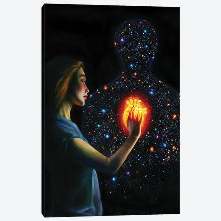 Mystery Canvas Print #OLU112} by Olesya Umantsiva Canvas Art