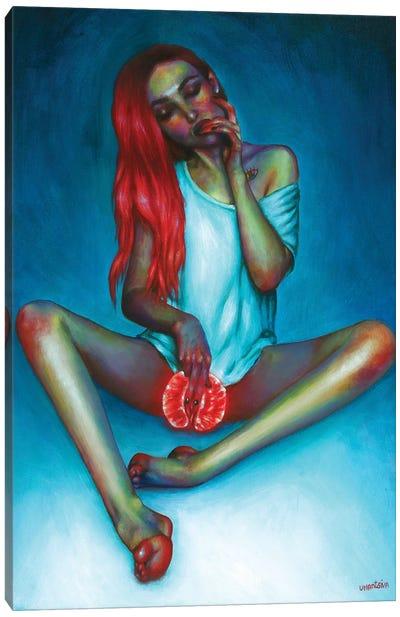 Self-Love Canvas Art Print
