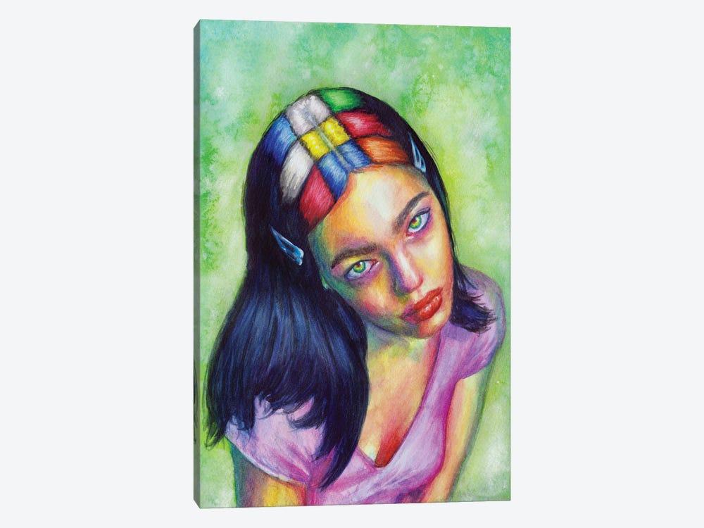 Complicated by Olesya Umantsiva 1-piece Art Print