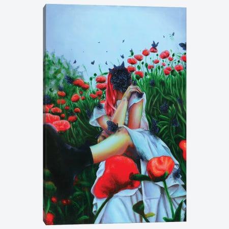Bad thoughts Canvas Print #OLU125} by Olesya Umantsiva Canvas Art