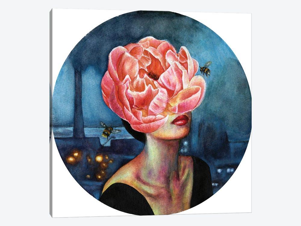 Dust by Olesya Umantsiva 1-piece Canvas Art