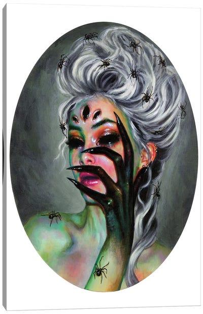 Thirteen Canvas Art Print