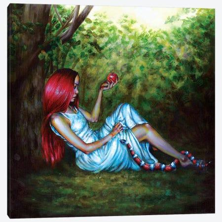 Eve Canvas Print #OLU17} by Olesya Umantsiva Canvas Print
