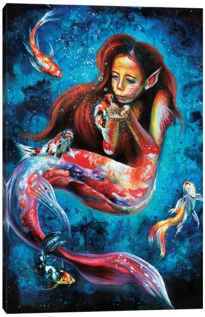 Make A Wish Canvas Art Print