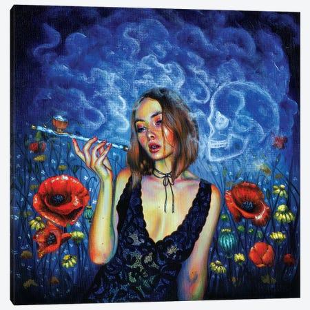 Opium Canvas Print #OLU47} by Olesya Umantsiva Canvas Wall Art