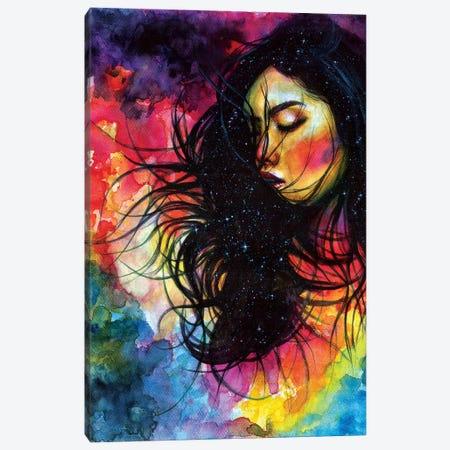 Overthinking Canvas Print #OLU49} by Olesya Umantsiva Canvas Print