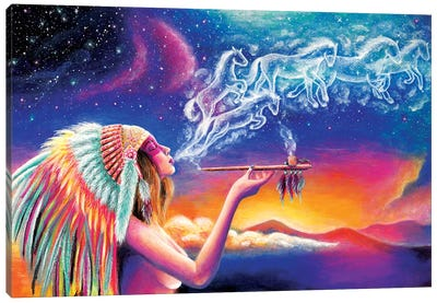 Spirit Canvas Art Print