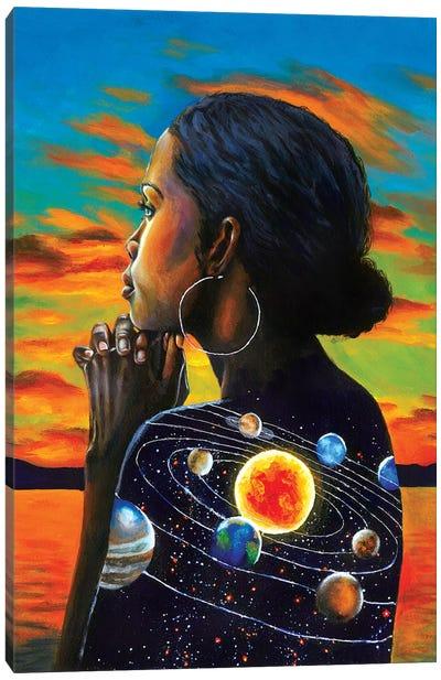 Starseed Canvas Art Print