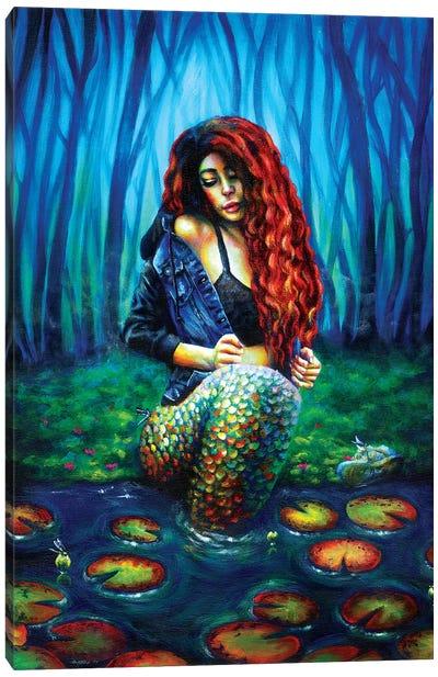 Transmutation Canvas Art Print