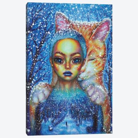 Sweet Memories Of You Canvas Print #OLU97} by Olesya Umantsiva Art Print