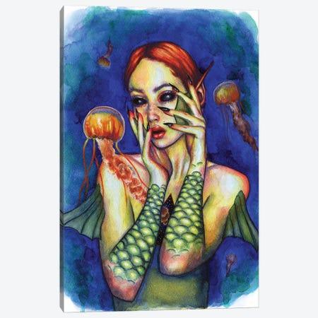 Ultramarine Canvas Print #OLU99} by Olesya Umantsiva Canvas Wall Art
