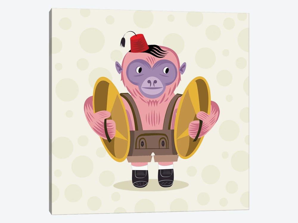 The Monkey Boy by Oliver Lake 1-piece Art Print