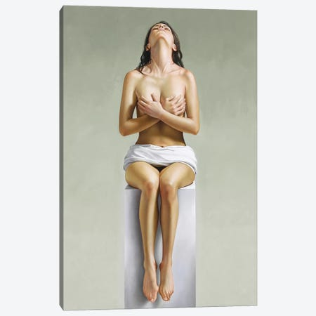 Female Dei Canvas Print #OMO10} by Omar Ortiz Canvas Print