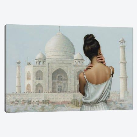 India 3-Piece Canvas #OMO16} by Omar Ortiz Canvas Art