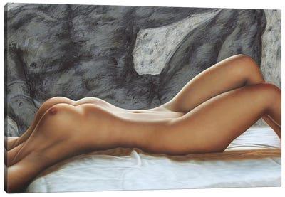 Adam And Eve Canvas Art Print