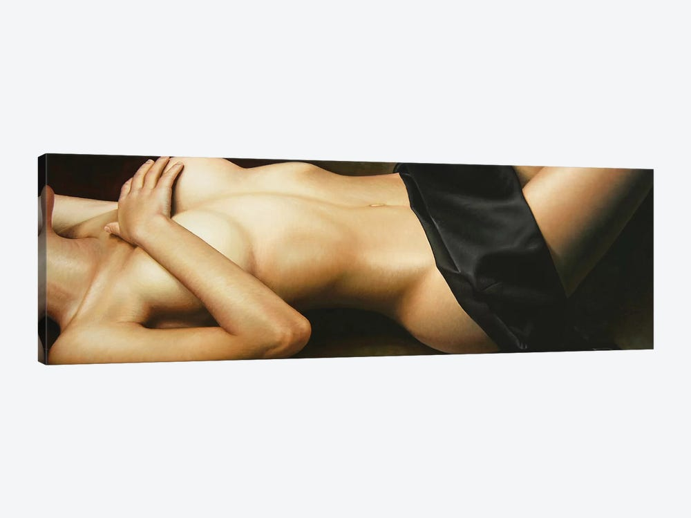 Nudity II by Omar Ortiz 1-piece Art Print