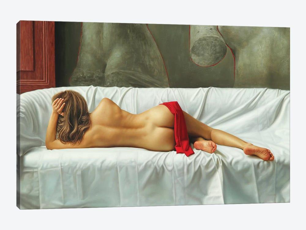 The Venus Of Milo by Omar Ortiz 1-piece Art Print