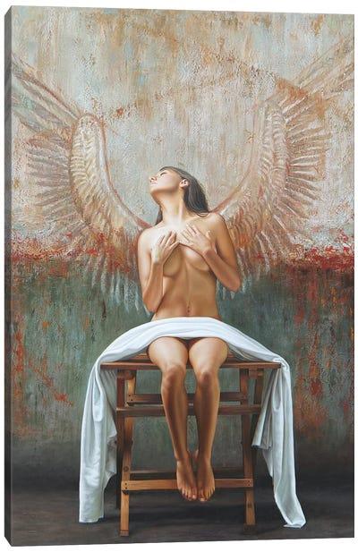 Angel II Canvas Art Print