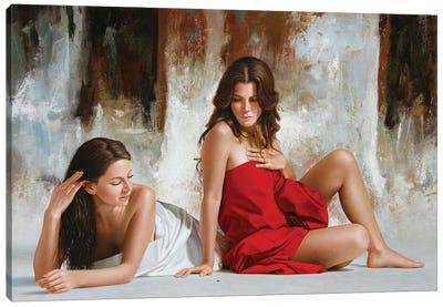 Earth Angels Canvas Art Print