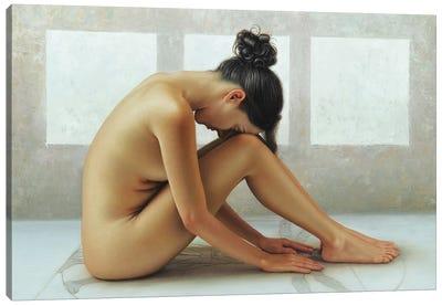 Ad Quadratum Canvas Art Print
