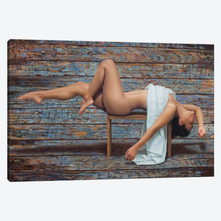 Balance Canvas Print #OMO45} by Omar Ortiz Art Print