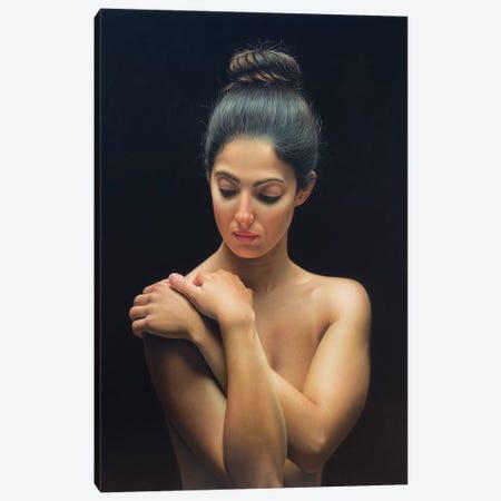The Dark Room II Canvas Print #OMO65} by Omar Ortiz Art Print