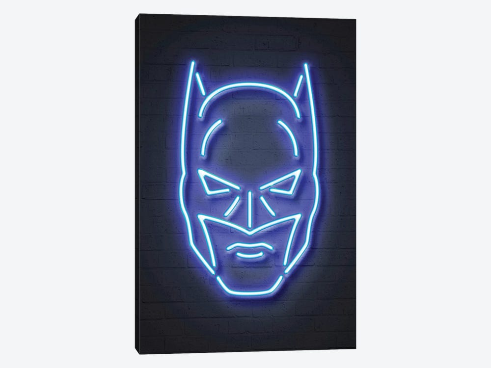 Batman by Octavian Mielu 1-piece Canvas Print