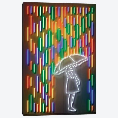 Rain Canvas Print #OMU120} by Octavian Mielu Canvas Art Print