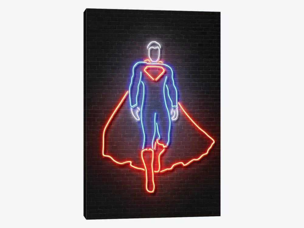 Superman by Octavian Mielu 1-piece Canvas Print
