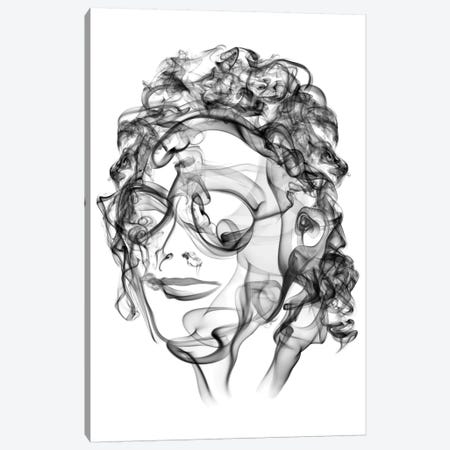 Michael Jackson Canvas Print #OMU12} by Octavian Mielu Canvas Print