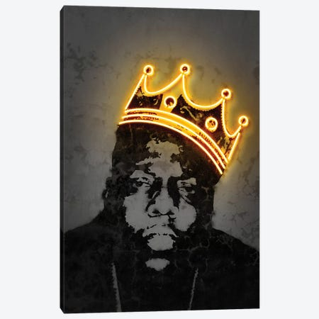 B.I.G. Canvas Print #OMU131} by Octavian Mielu Canvas Artwork
