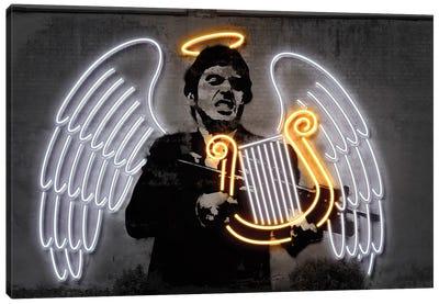 Fallen Angel Canvas Art Print