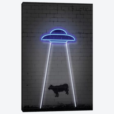 UFO Canvas Print #OMU148} by Octavian Mielu Art Print