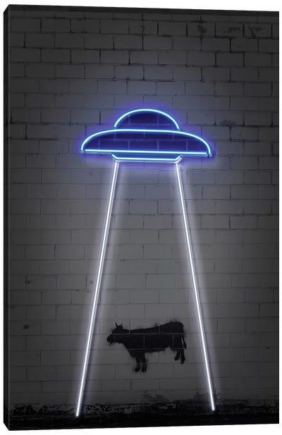 UFO Canvas Art Print