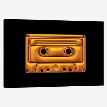 Cassette Canvas Print #OMU155} by Octavian Mielu Canvas Print