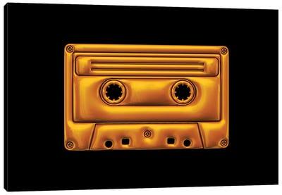 Cassette Canvas Art Print