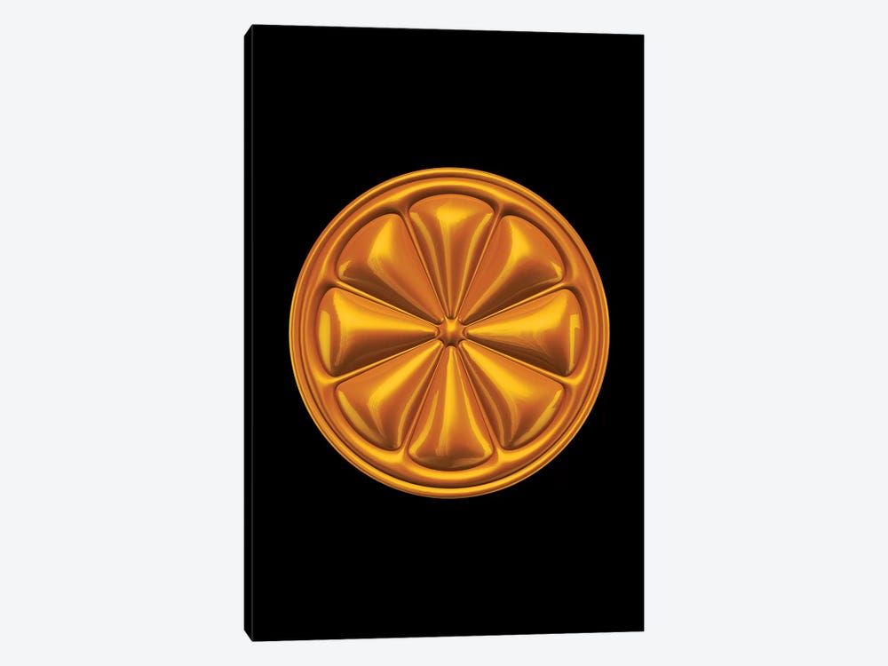 Orange by Octavian Mielu 1-piece Art Print
