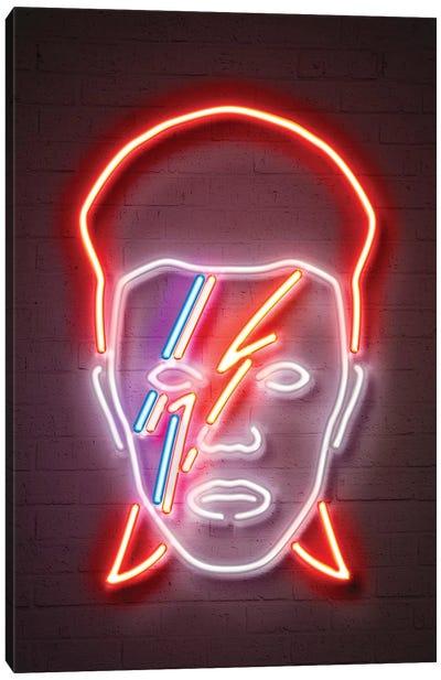 Bowie Canvas Art Print