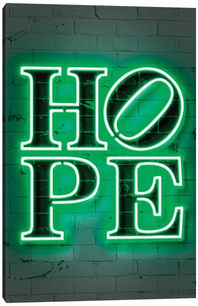 Hope Canvas Art Print