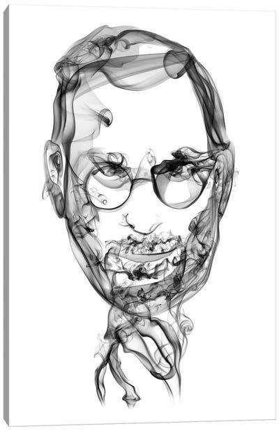 Steve Jobs Canvas Print #OMU17