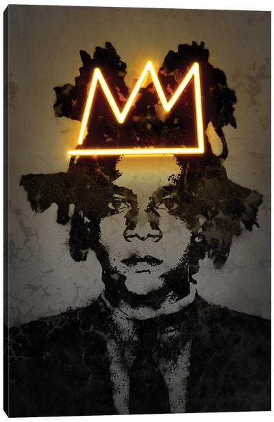 Basquiat Canvas Art Print