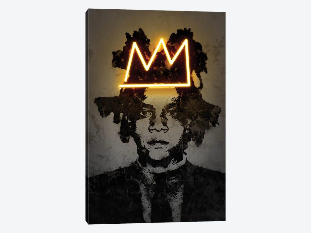 Basquiat by Octavian Mielu 1-piece Art Print