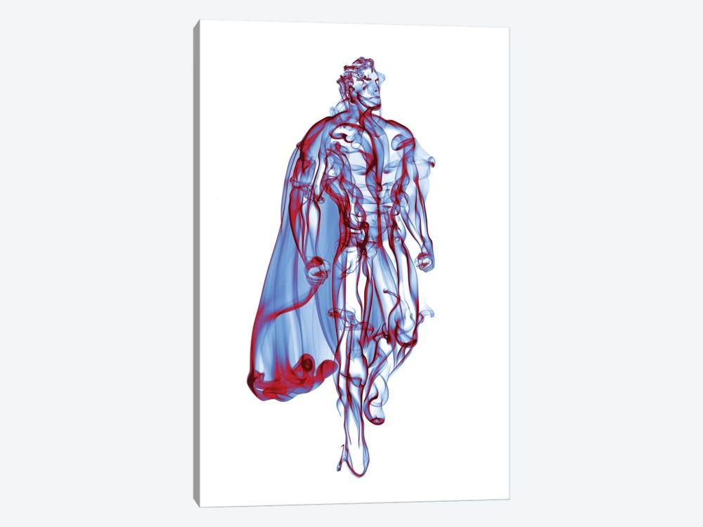 Superman by Octavian Mielu 1-piece Canvas Wall Art