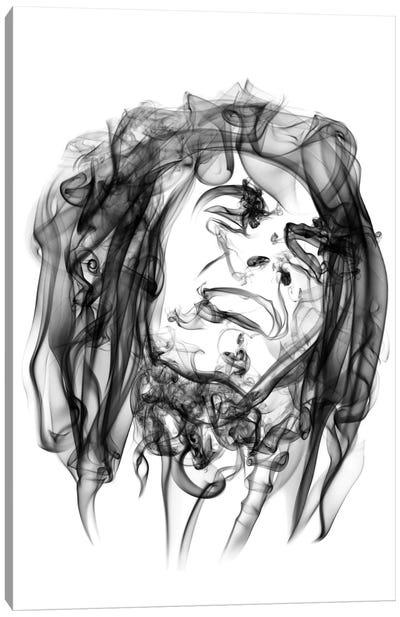 Bob Marley Canvas Print #OMU1