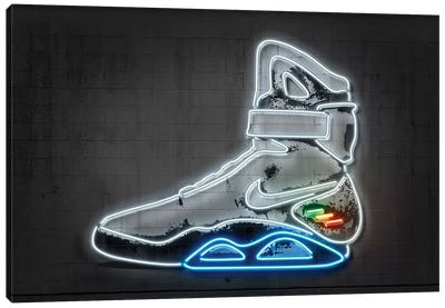 Future Sneaker Canvas Art Print