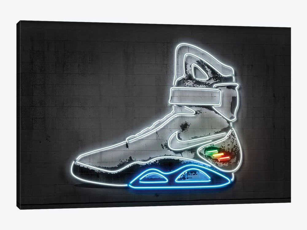 Future Sneaker by Octavian Mielu 1-piece Art Print