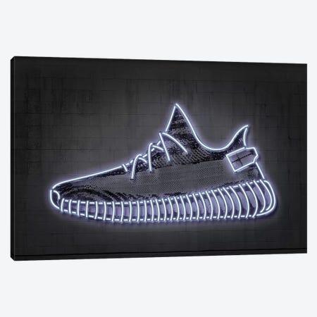 Sneaker Y Canvas Print #OMU225} by Octavian Mielu Art Print