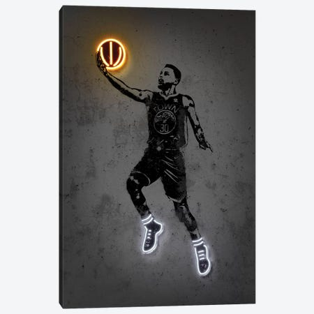 Curry Canvas Print #OMU230} by Octavian Mielu Canvas Print