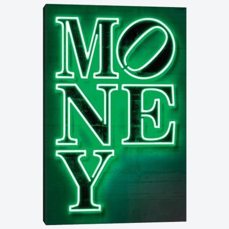 Money Canvas Print #OMU244} by Octavian Mielu Art Print